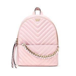 VS Baby Pink Mini Backpack